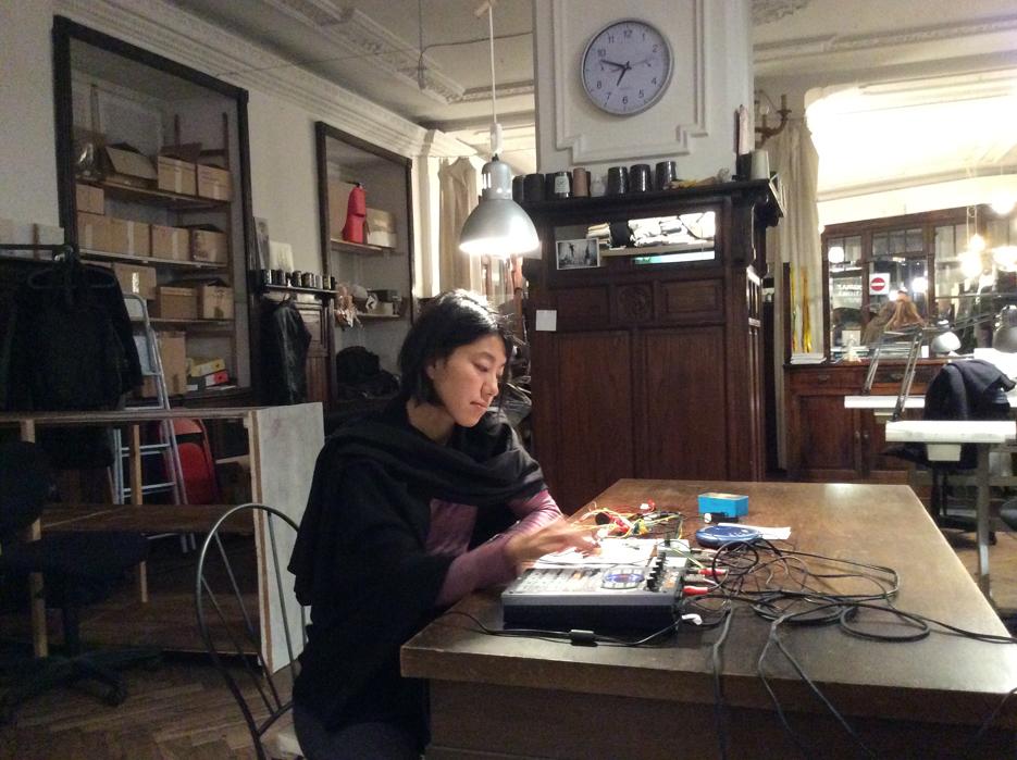Miki Yui in Torino 2014