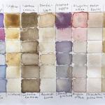 Color Chart Calasetta 2019